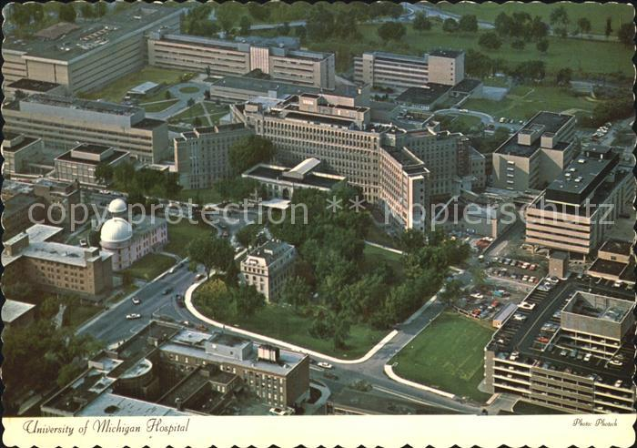 Michigan University of Michigan Hospital Kat. Michigan