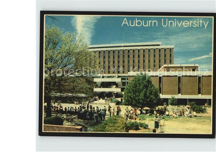Auburn Alabama Universitaet Kat. Auburn