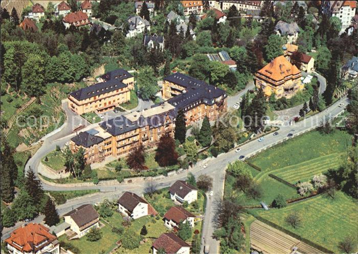 Freiburg Breisgau Loretto Krankenhaus Kat. Freiburg im Breisgau