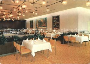 Berlin Palast der Republik Linden Restaurant Kat. Berlin