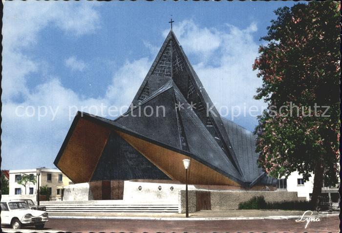 Saint Cloud Hauts de Seine Montretout Eglise Stella Matutina  Kat. Saint Cloud