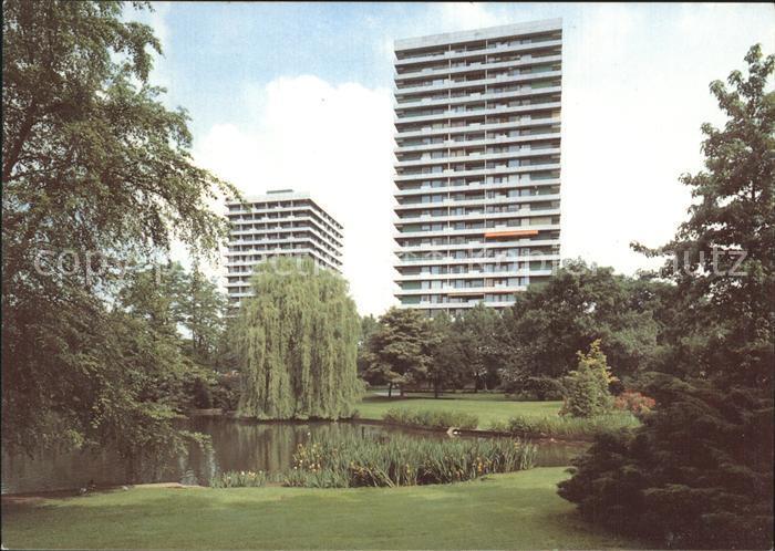 Gelsenkirchen Maritim Hotel Tagungscenter Stadtgarten  Kat. Gelsenkirchen