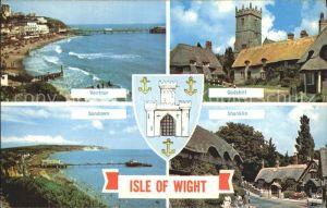 Isle of Wight UK Ventnor Godshill Sandown Shanklin / Isle of Wight /Isle of Wight