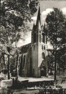 Hanstedt Nordheide Kirche Kat. Hanstedt