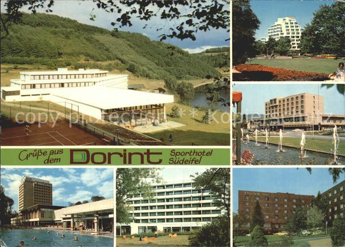 Biersdorf See Dorint Sporthotel am Stausee Freibad Kat. Biersdorf am See