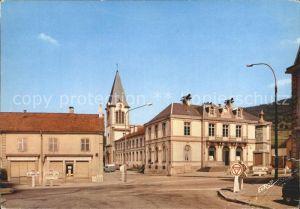 Plainfaing Place de la Mairie Kat. Plainfaing