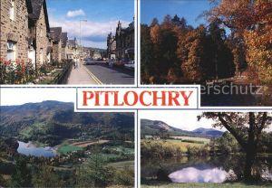 Pitlochry Atholl Road Loch Faskally Boating Station  Kat. Perth & Kinross