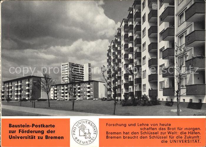 Bremen Neue Vahr  Kat. Bremen