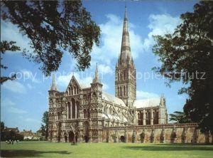 Salisbury Cathedral Kat. Salisbury