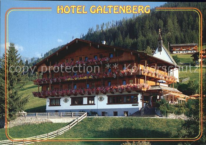 Alpbach Hotel Galtenberg Kat. Alpbach Nr. ks58359 ...