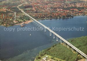 Svendborg Svendborgsund broen Kat. Svendborg