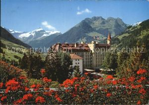 Gstaad Palace Hotel  Kat. Gstaad