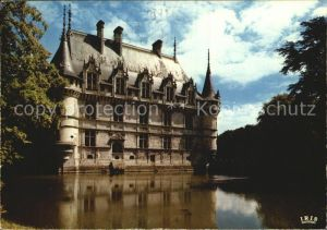 Azay le Rideau Le Chateau Kat. Azay le Rideau