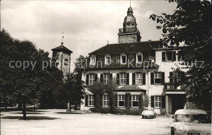 Wieblingen Elisabeth von Thadden Schule Kat. Heidelberg