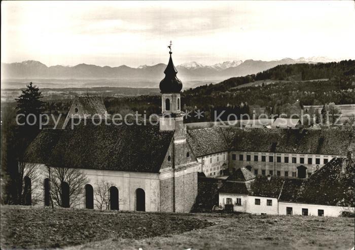 Wessobrunn Kloster und Pfarrkirche Kat. Wessobrunn
