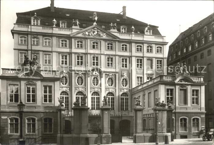 Dresden Cosel Palais Kat. Dresden Elbe