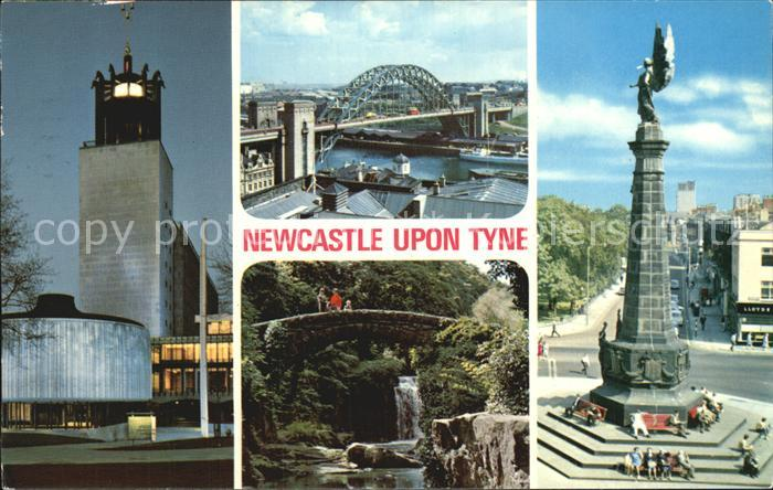 Newcastle upon Tyne  Kat. Newcastle upon Tyne