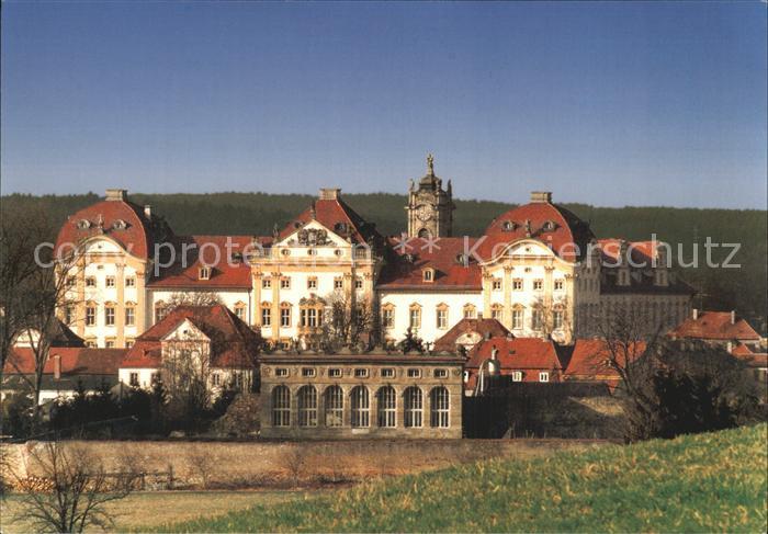 Ellingen Bayern Residenz mit Orangerie Kat. Ellingen