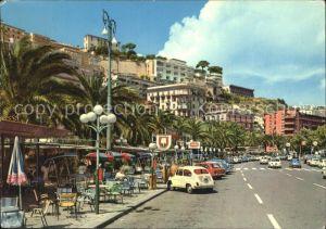 Napoli Neapel Chalets Mergellina Kat. Napoli