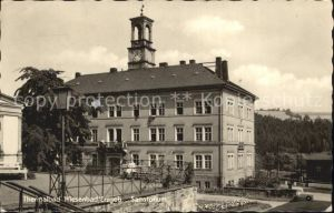 Wiesenbad Thermalbad Sanatorium Kat. Thermalbad Wiesenbad