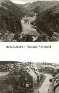 Neustadt Rennsteig  Kat. Neustadt Rennsteig