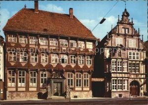 Hameln Stiftsherrenhaus und Museum Kat. Hameln