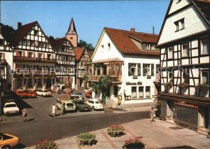 Bad Orb Marktplatz Kat. Bad Orb