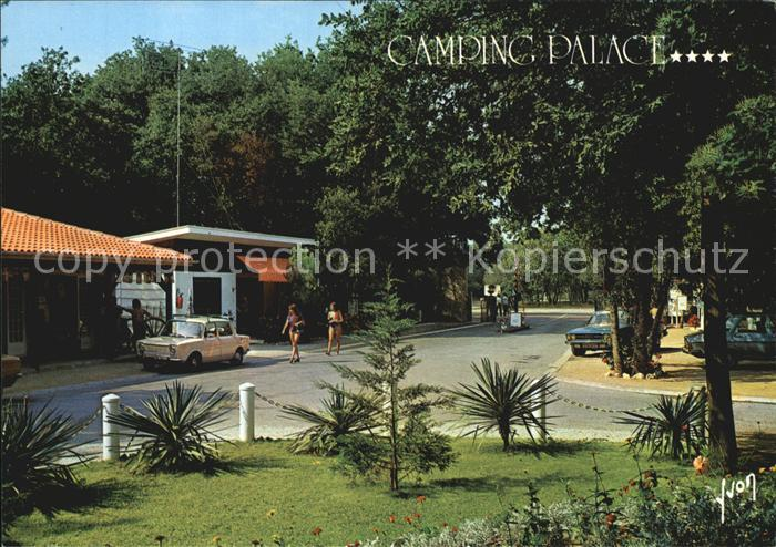 Soulac sur Mer Camping Palace Kat. Soulac sur Mer