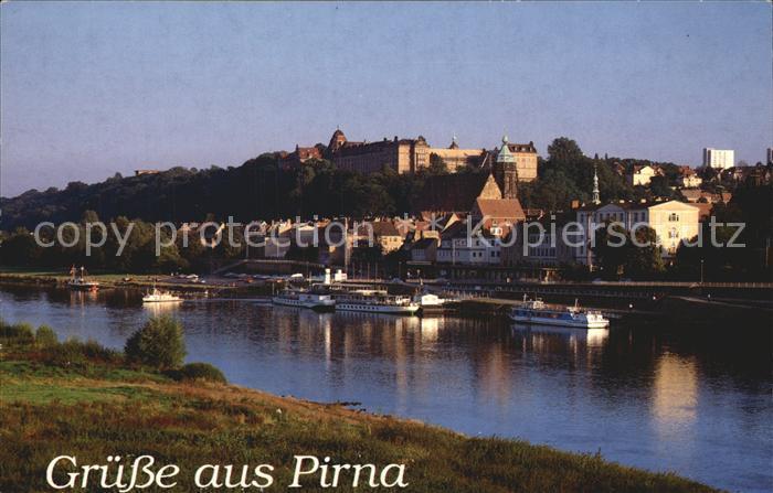 Pirna Elbepartie Kat. Pirna