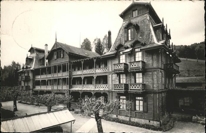 Le Paquier-Montbarry Etablissiment / Le Paquier-Montbarry /Bz. La Gruyere