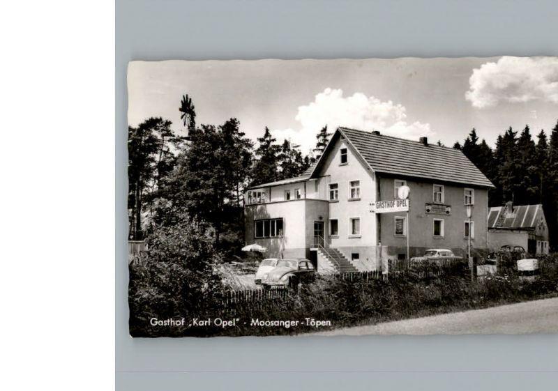 Toepen Gasthof Karl Opel / Toepen /Hof LKR