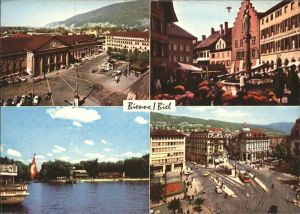 Bienne Biel Teilansichten / Bienne /Bz. Biel City