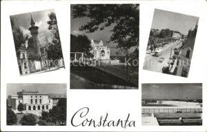 Constanta Teilansichten Gebaeude Cazinoul Kat. Constanta