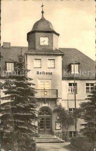Mulda Sachsen Rathaus Kat. Mulda Sachsen