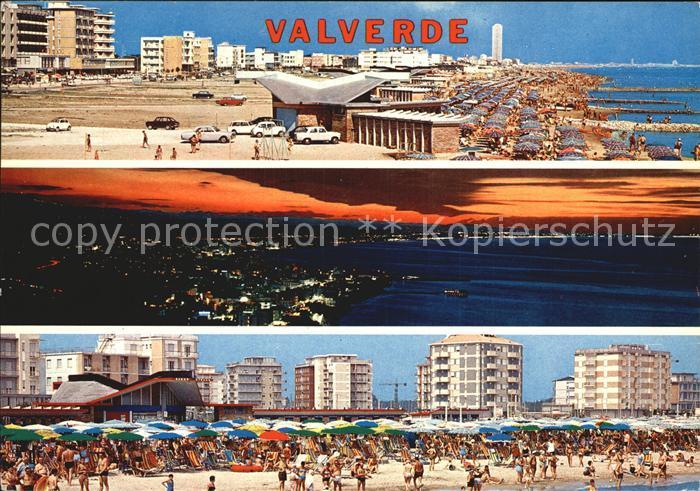 Valverde Panorama Strand  Kat. Valverde