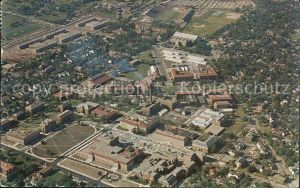 Lafayette Indiana Fliegeraufnahme Purdue University Campus Kat. Lafayette
