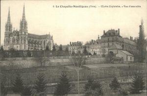La Chapelle-Montligeon Chapelle / La Chapelle-Montligeon /Arrond. de Mortagne-au-Perche