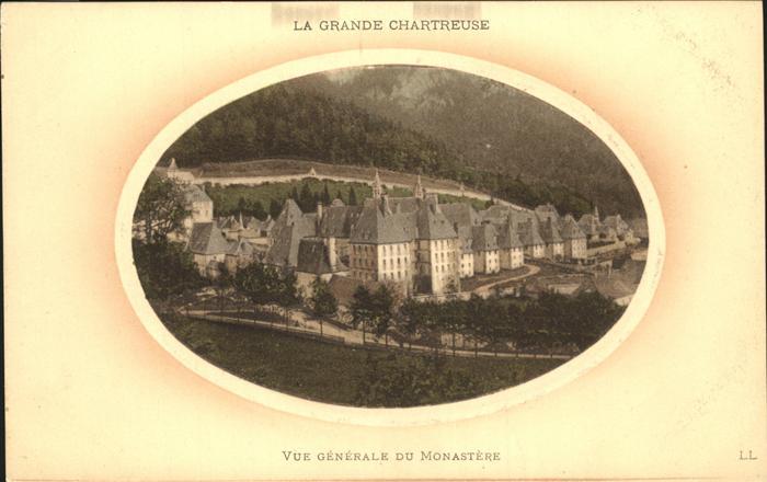 Saint-Pierre-de-Chartreuse Isere Grande Chartreuse / Saint-Pierre-de-Chartreuse /Arrond. de Grenoble
