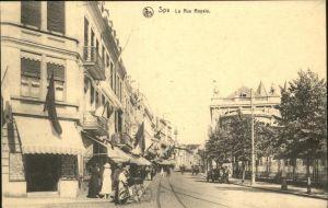 Spa Liege Rue Royale
