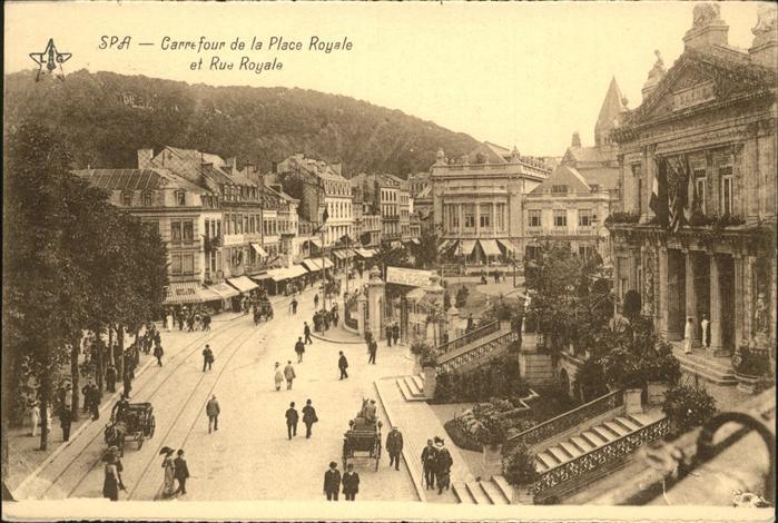 Spa Carrefour de la Place Royale
