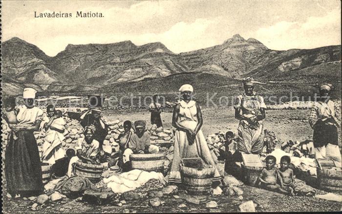 Matiota Lavadeiras Matiota / Kap Verde /