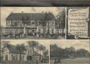 Pechau Gasthaus Luisenthal / Magdeburg /Magdeburg Stadtkreis