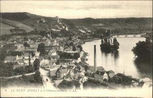 Le Petit Andely le Chateau Gaillard / Les Andelys /Arrond. des Andelys