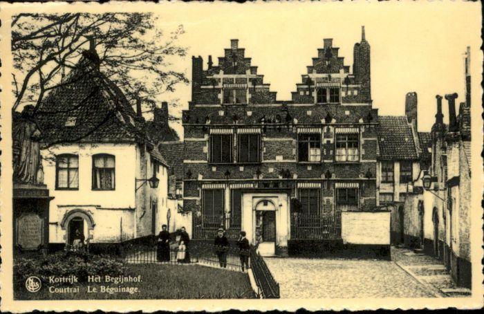 Kortrijk West-Vlaanderen Kortrijk Courtrai Beguinage * / Courtrai /