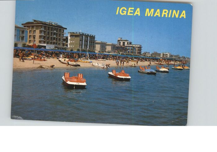 Igea Marina Igea Marina Strand x / Bellaria Igea Marina /Rimini