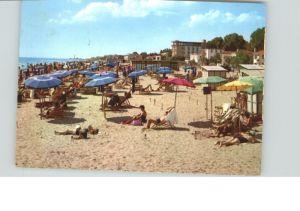 Lido di Jesolo Lido di Jesolo Spiaggia Hotel Ritz Strand x / Italien /
