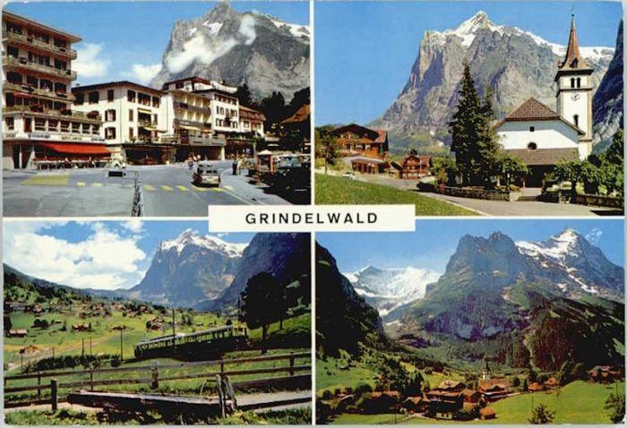 Grindelwald Grindelwald  * / Grindelwald /Bz. Interlaken