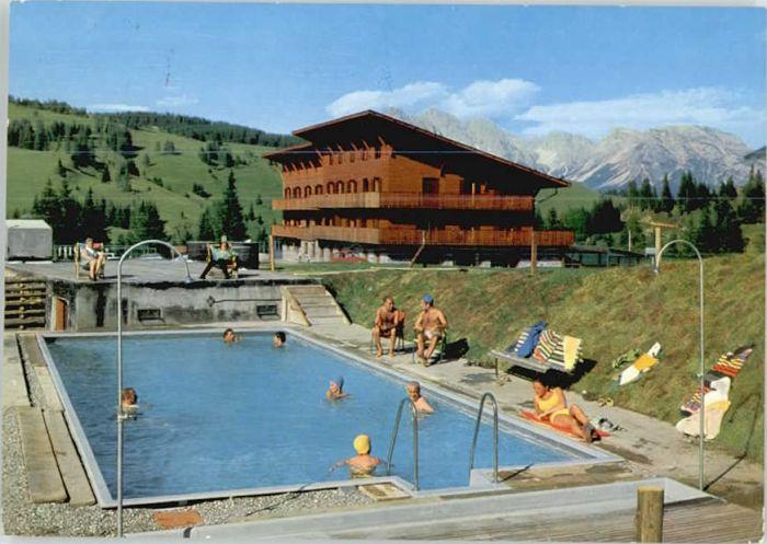Bozen Suedtirol Bozen Seiser Alm Hotel Floralpina x / Bozen Suedtirol /Trentino Suedtirol