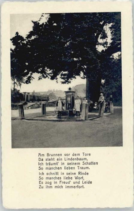Allendorf Bad Sooden Allendorf Zimmersbrunnen Lied * / Bad Soden am Taunus /Main-Taunus-Kreis LKR