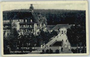 Bad Altheide Altheide Kurhaus Wandelhalle  / Altheide Bad /